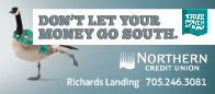 Northern Credit Union Advertisement